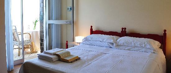 Villa Rosa di Martinsicuro, Italia: La camera