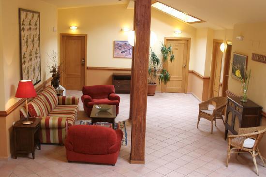 Hotel Telecabina Montana: Sala 3ª Planta