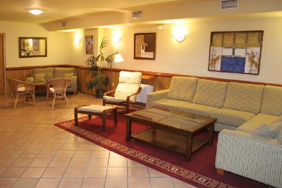 Hotel Telecabina Montana: Sala TV