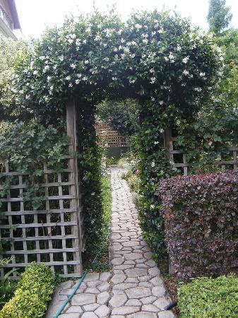 Villa Victoria Guesthouse : Garden