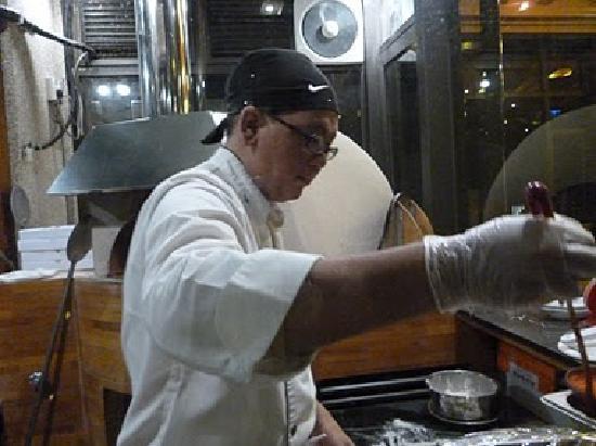 Tidal Restaurant : Chef Clint