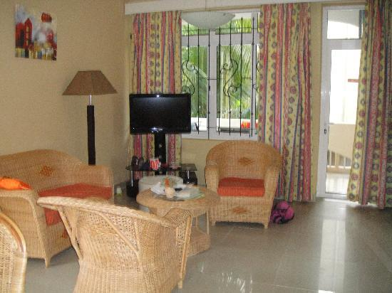 Pereybere Hotel & Apartments : 2 bed appartment on 1st floor
