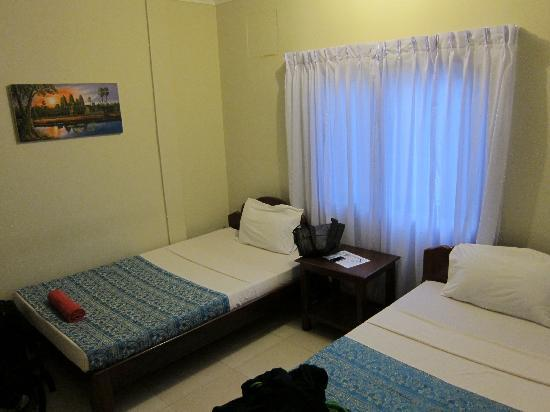 Siem Reap Rooms Guesthouse: Nice Clean Room