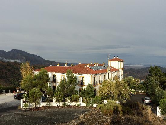 Hotel Cerro de Hijar: el mejor sitio