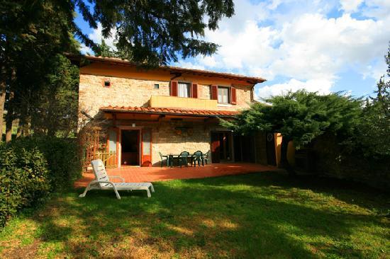 Villa Cafaggiolo B B