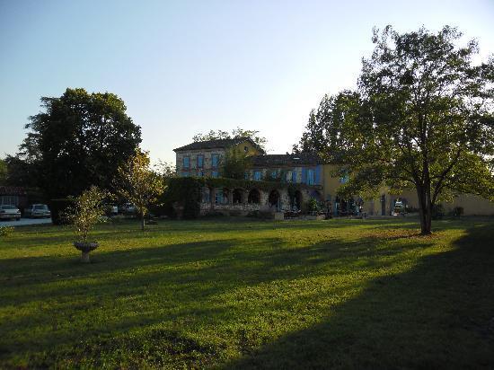 Hotel La Verrerie : vue d'ensemble