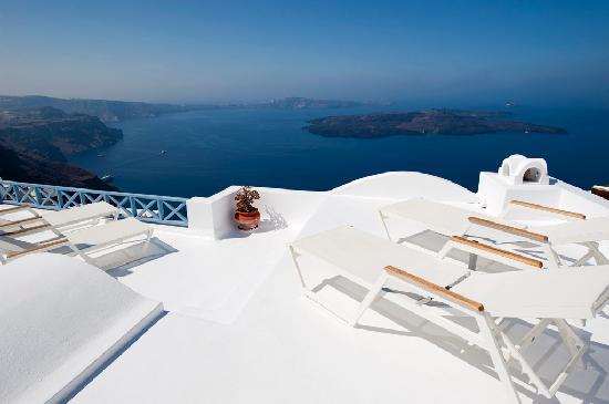 View from Gorgona Villas
