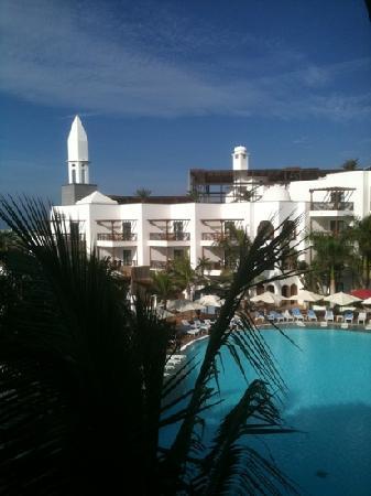 Princesa Yaiza Suite Hotel Resort: view from balcony