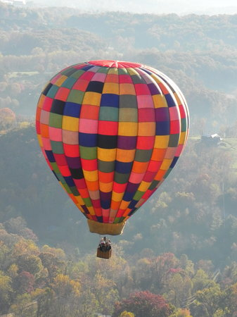‪Asheville Hot Air Balloons‬