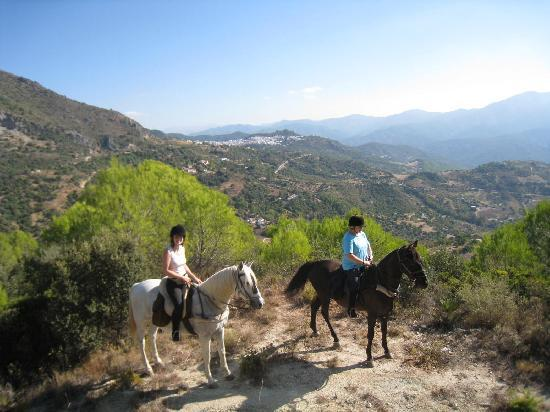 Ride Andalucia: Spectacular views