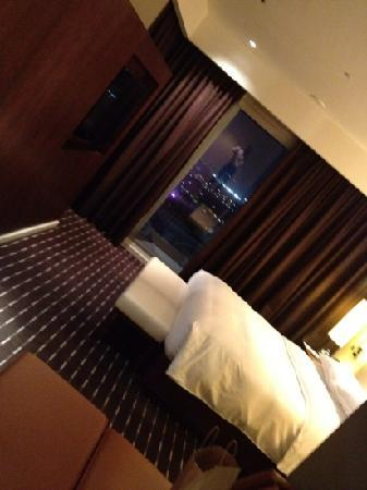 Grand Hyatt Macau: bedroom