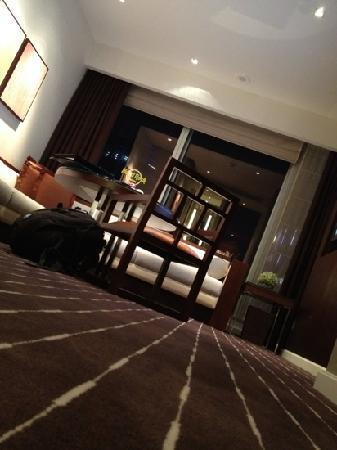 โรงแรมแกรนด์ ไฮแอท มาเก๊า: living room