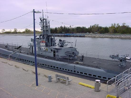 Michigan Submarine