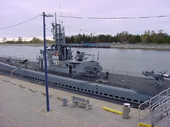 USS Silversides Submarine Museum: The Sliversides