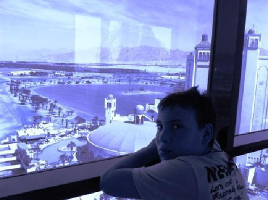 Herods Boutique : נוף מטרקלין עסקים בקומה ה-11