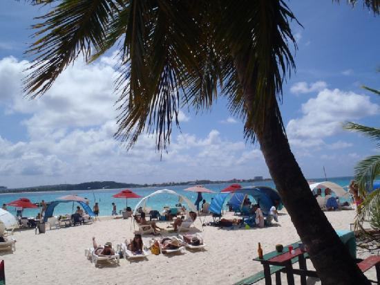Sol Caribe San Andres: isla de johnny cay