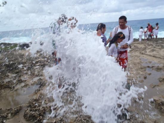 Sol Caribe San Andres: hoyo soplador