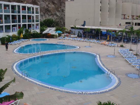 Gran Amadores : piscinas