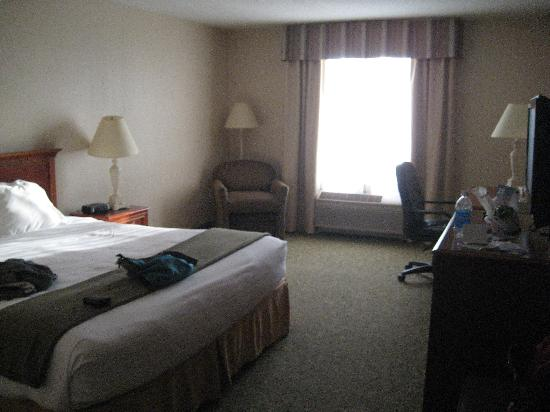 Holiday Inn Express Hagerstown : My room