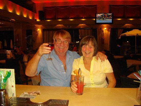 Kalamaki Crazy Golf& Restaurant: yamas