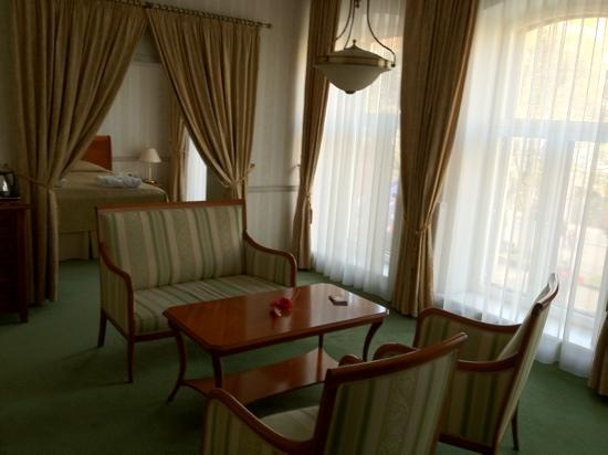 Kaunas Hotel: huge room!