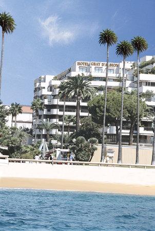 Hôtel Barrière Le Gray d'Albion: Hôtel Gray d'Albion
