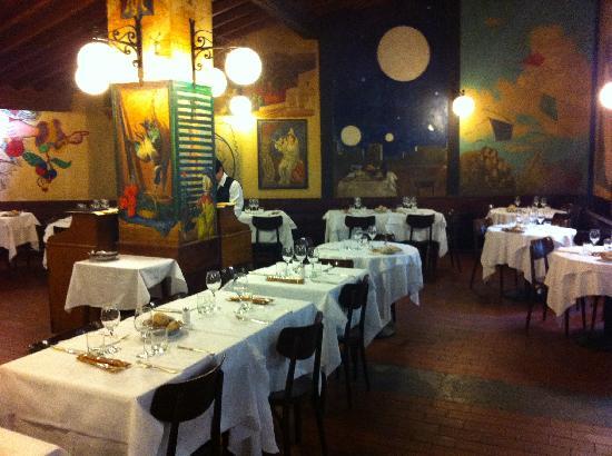 Ristorante trattoria bagutta in milano con cucina italiana - Trattoria con giardino milano ...
