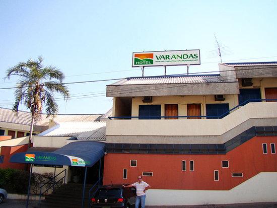 호텔 바란다스 아라라쿠아라