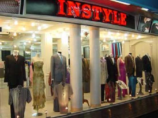 Instyle Fashion Bespoke Tailors