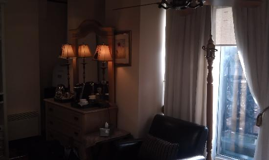 Chateau St-Marc : Room