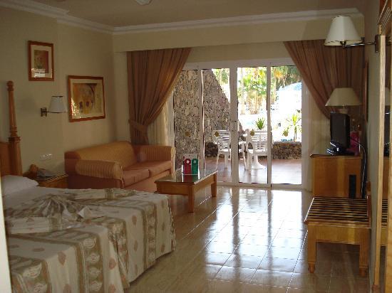 ClubHotel Riu Paraiso Lanzarote Resort: Habitación zona Palace