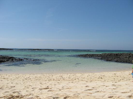 Oasis Duna Hotel: plage de el cotillo