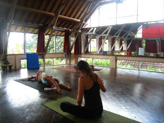 g yoga studio
