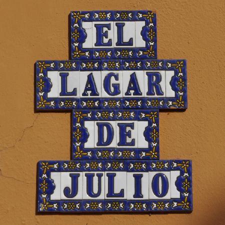 El lagar de Julio