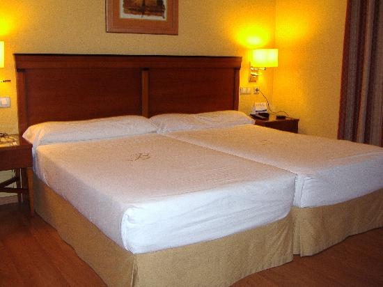 Hotel Becquer: Hab 204,