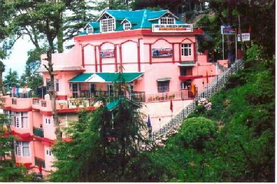 Hotel Ashiana Regency: Hotel Ashiana, Dalhousie, Hotel Ashiana Dalhousie