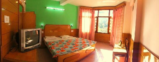 Hotel Ashiana Regency: Super Deluxe Room, Hotel Ashiana Dalhousie