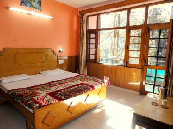 Hotel Ashiana Regency: Deluxe Room, Hotel Ashiana Dalhousie