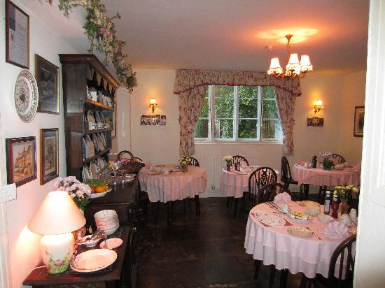 Park Cottage: Breakfast  Room