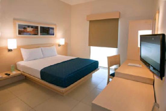 City Express Culiacan: Habitacion Sencilla