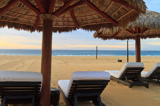 Cabo Azul Resort: Beach view & amenities