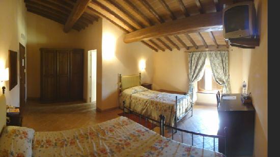 Citta di Castello, Italien: La stanze 203