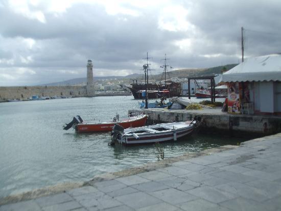 Civitas Rethymnae: the harbour