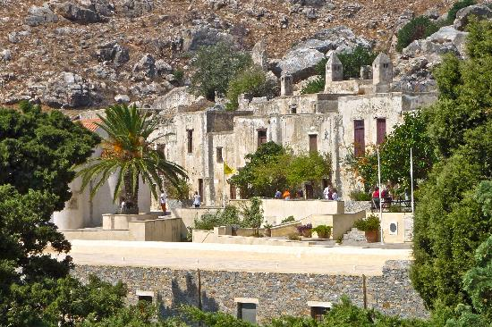 Morpheas Apartments: Preveli monastery - well worth the 30min drive from Morpheas