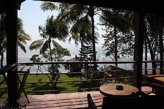 Jeeva Klui Resort: ananda segarra suite balcony