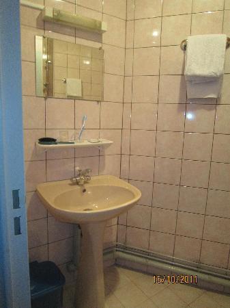 Hotel De La Comete : baño