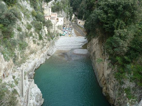 Kampania, Włochy: Il Fiordo di Furore