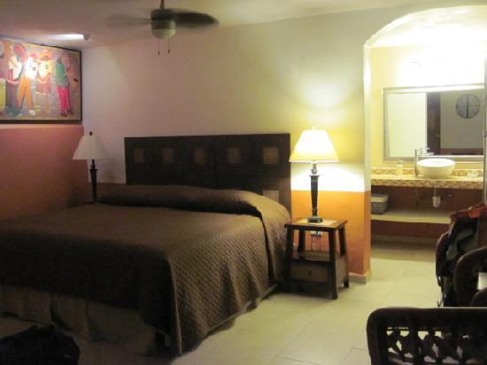 Luz En Yucatan: my room