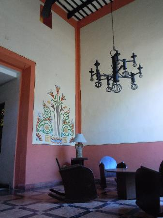 """Luz En Yucatan: The """"lobby"""""""