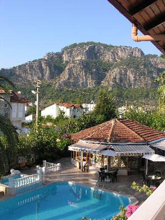 Mehtap Hotel Dalyan: view from our room :)